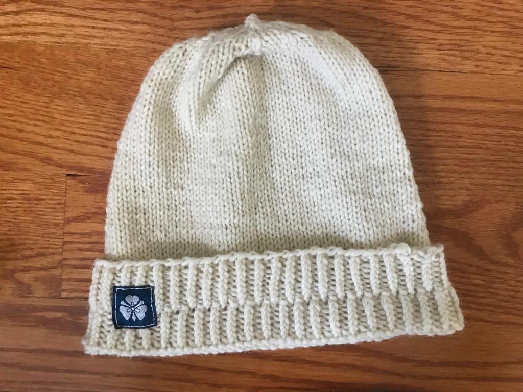 Medium Cream Hat A